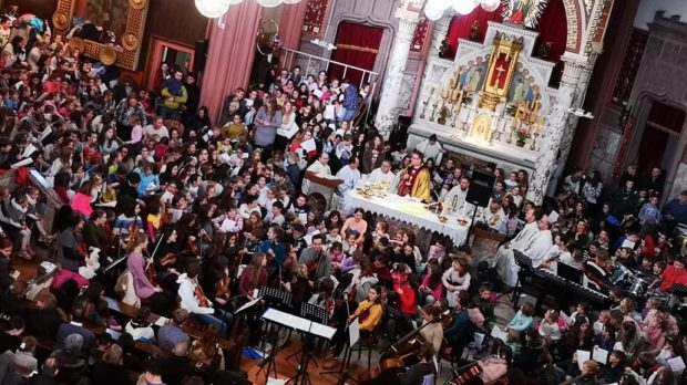 srečanje pevskih zborov rakovnik