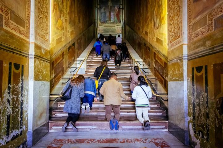 Holy Steps