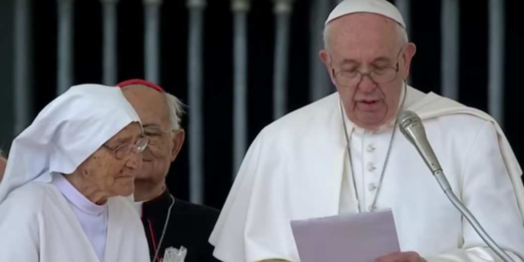 Pope Francis, Nun, Missionary