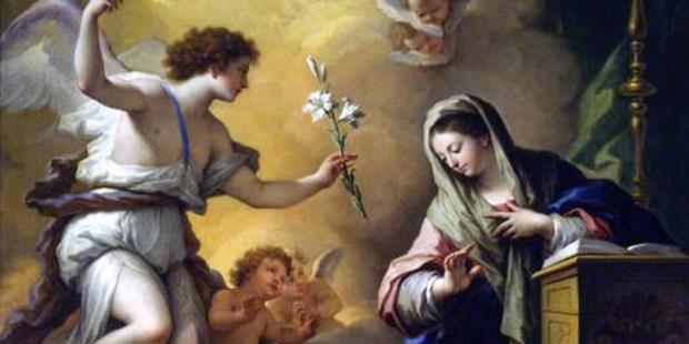 Kaj praznujemo danes – Gospodovo ali Marijino oznanjenje?