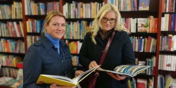 Alenka Javornik, Polona Pečovnik Kopač
