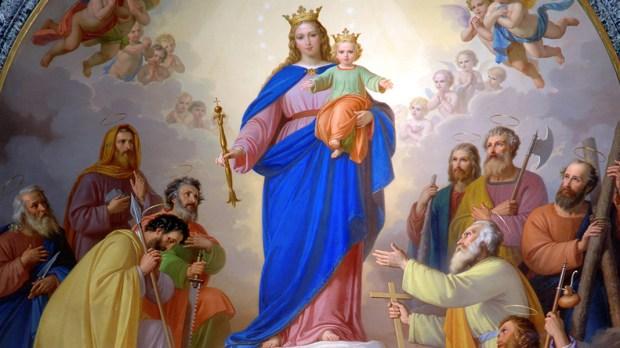 SAINT MARY, HELP OF CHRISTIANS