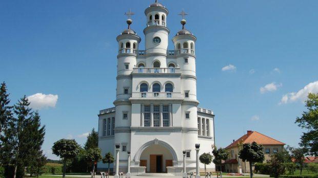 CHURCH OF HOLY TRINITY, ODRANCI