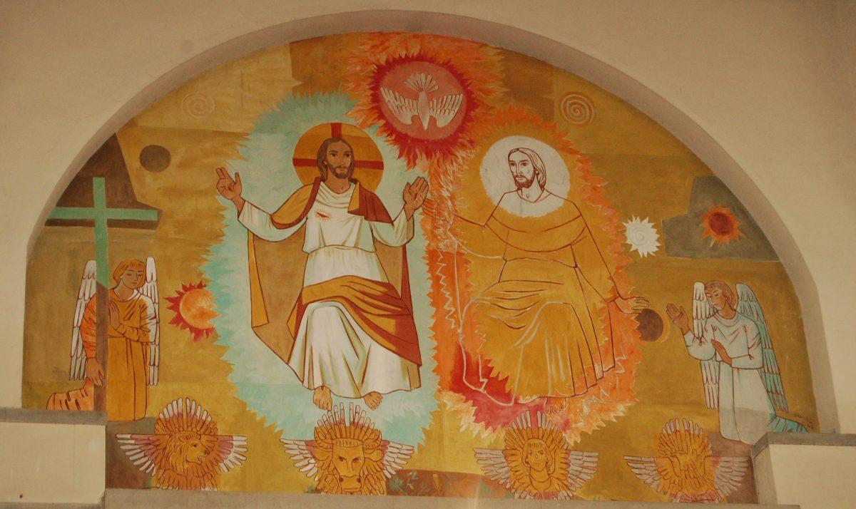 HOLY TRINITY; ODRANCI