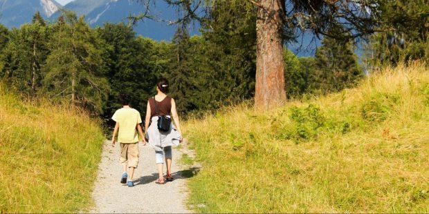 WALK IN NATURE