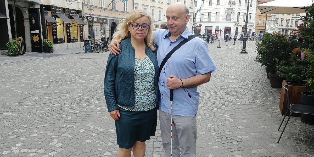 Darinka Lozinšek in Valter Čučkovič