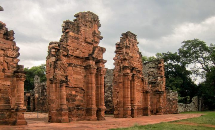 San Ignacio Miní mission ruins