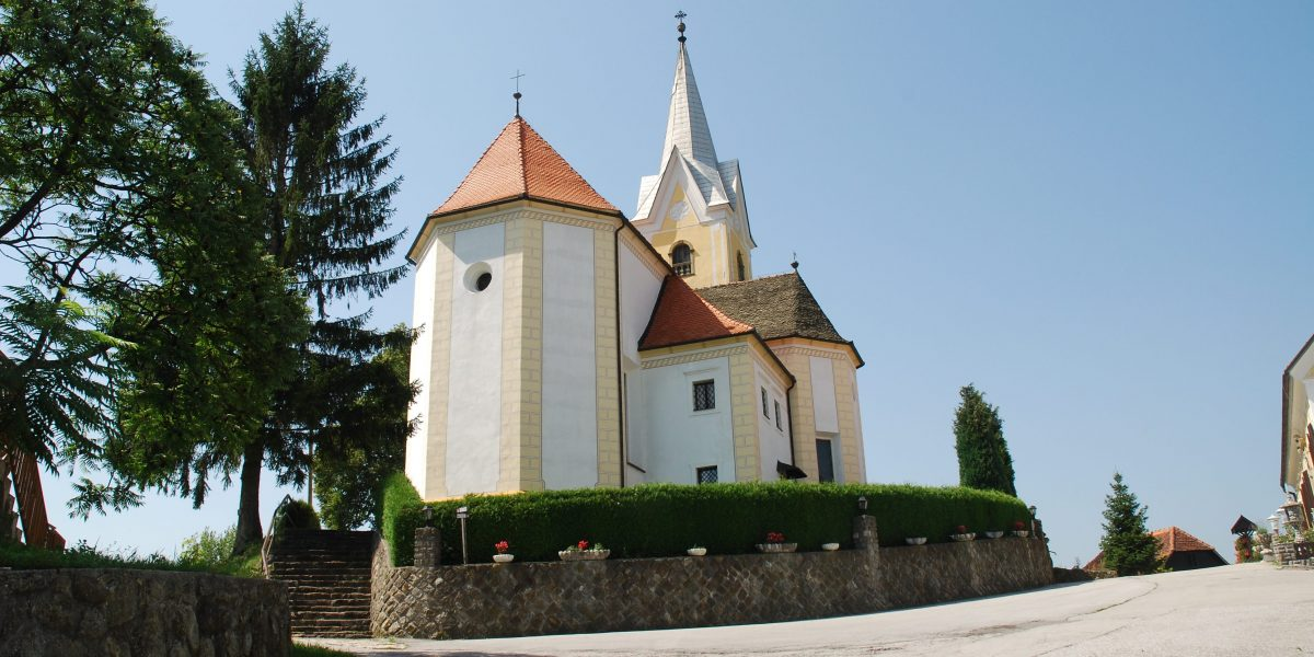 CHURCH OF ST. EMA, PRISTAVA