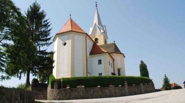 CHURCH OF ST. EMA, PRISTAVA