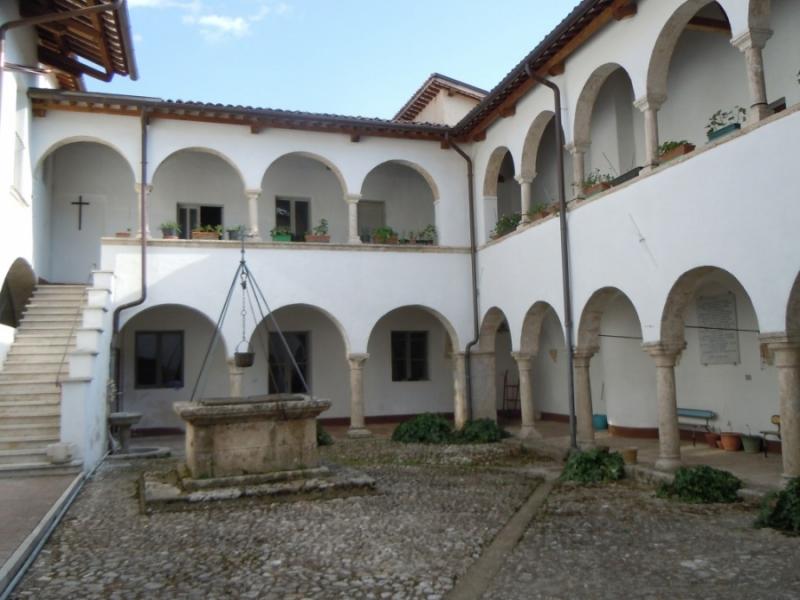 Monastero Oasi Santa Caterina D'Alessandria.