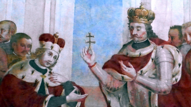 St. Stephen of Hungary