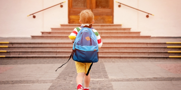 CHILD, BACKPACK, SCHOOL