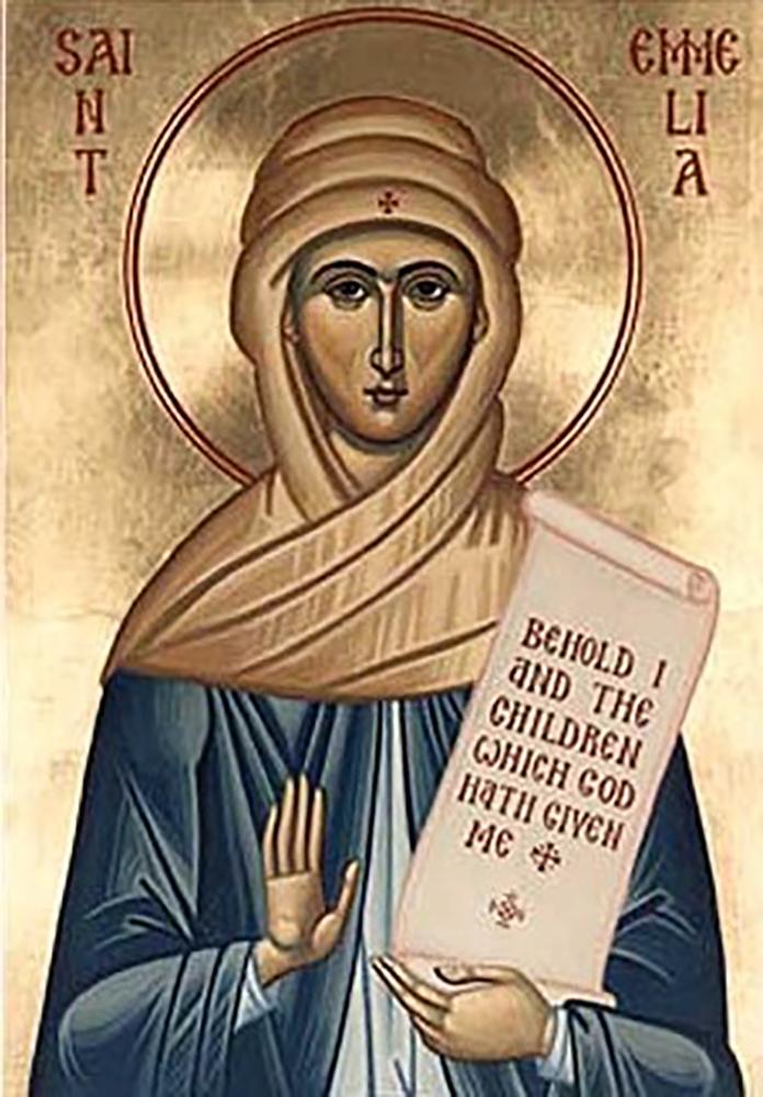 Emmelia of Caesarea