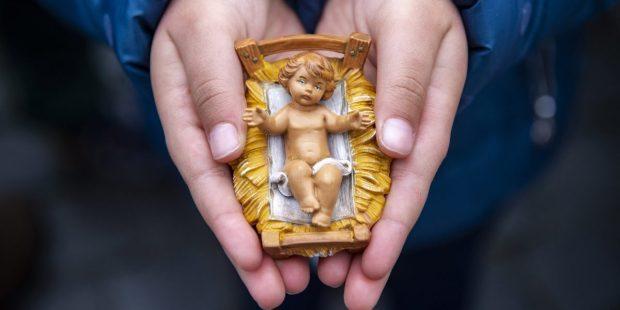 HANDS, BABY, JESUS