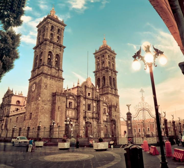 CATHEDRAL PUEBLA