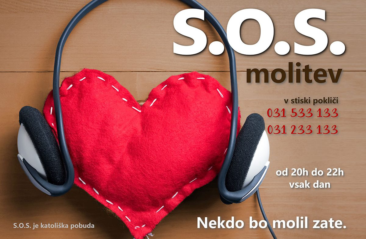 SOS MOLITEV
