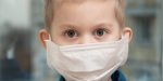 LITTLE BOY, MEDICAL MASK,