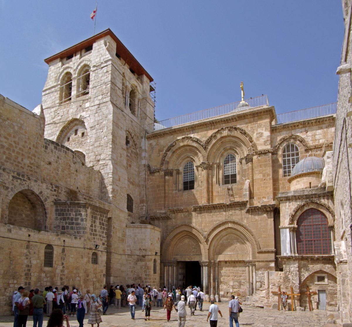 HOLY SEPULCRE JERUSALEM