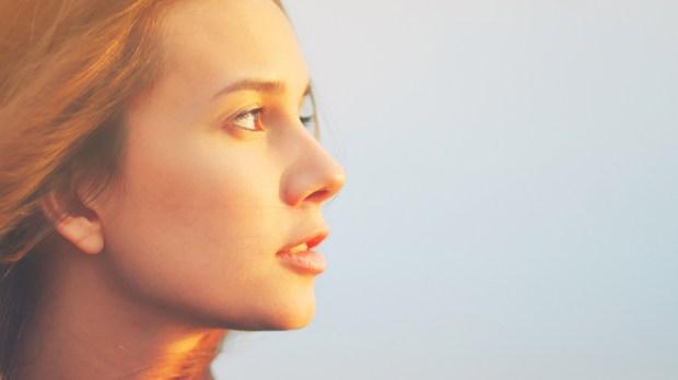 BEAUTIFUL YOUNG WOMAN,