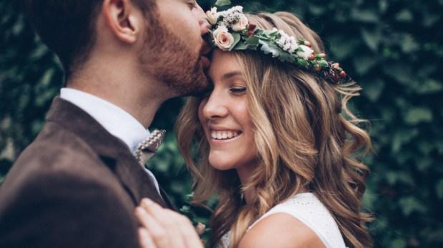 COUPLE, HAPPY, MARRIAGE