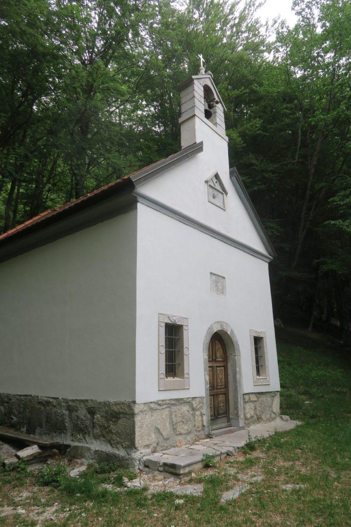 NANOS CHURCH ST. BRIC