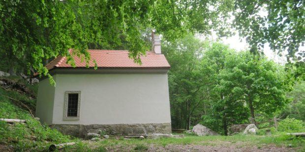 NANOS CHURCH SLOVENIA