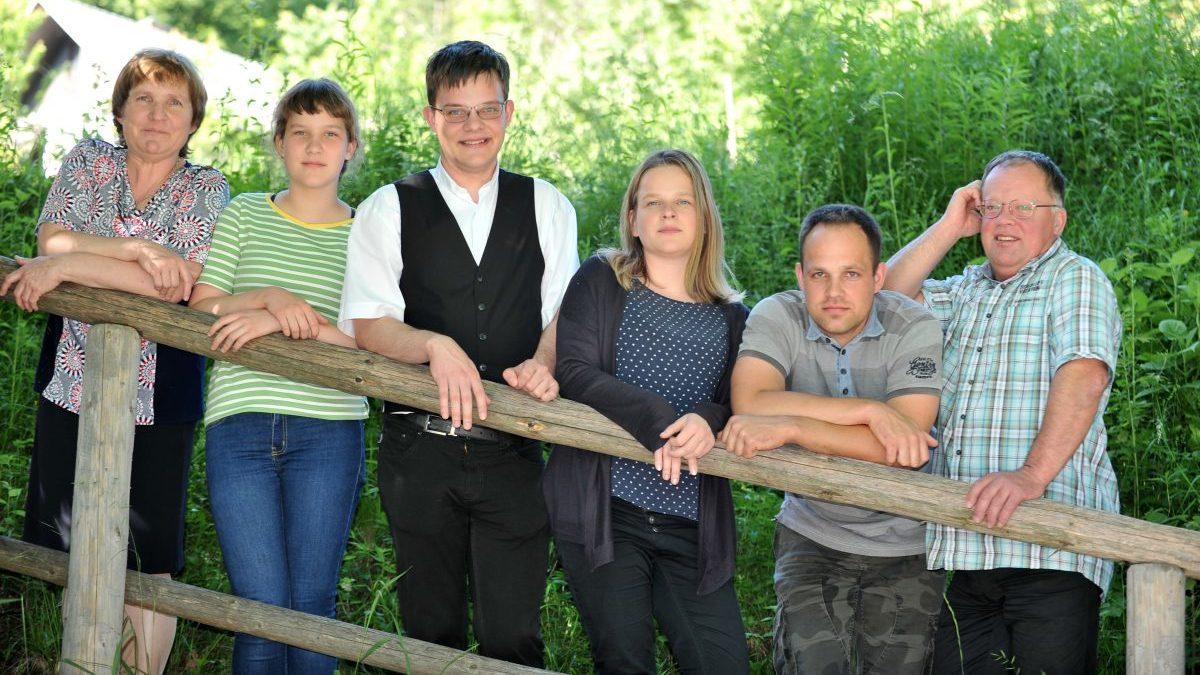 FAMILY LEBAN