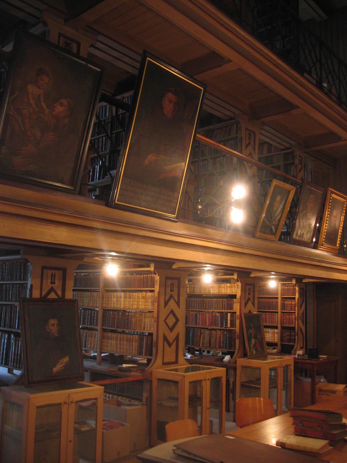 FRANCISCANIAN LIBRARY LJUBLJANA