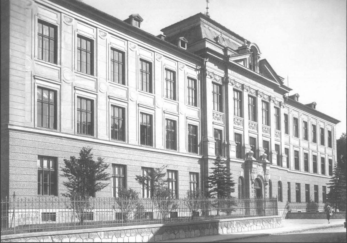 POLJANE GRAMMAR SCHOOL