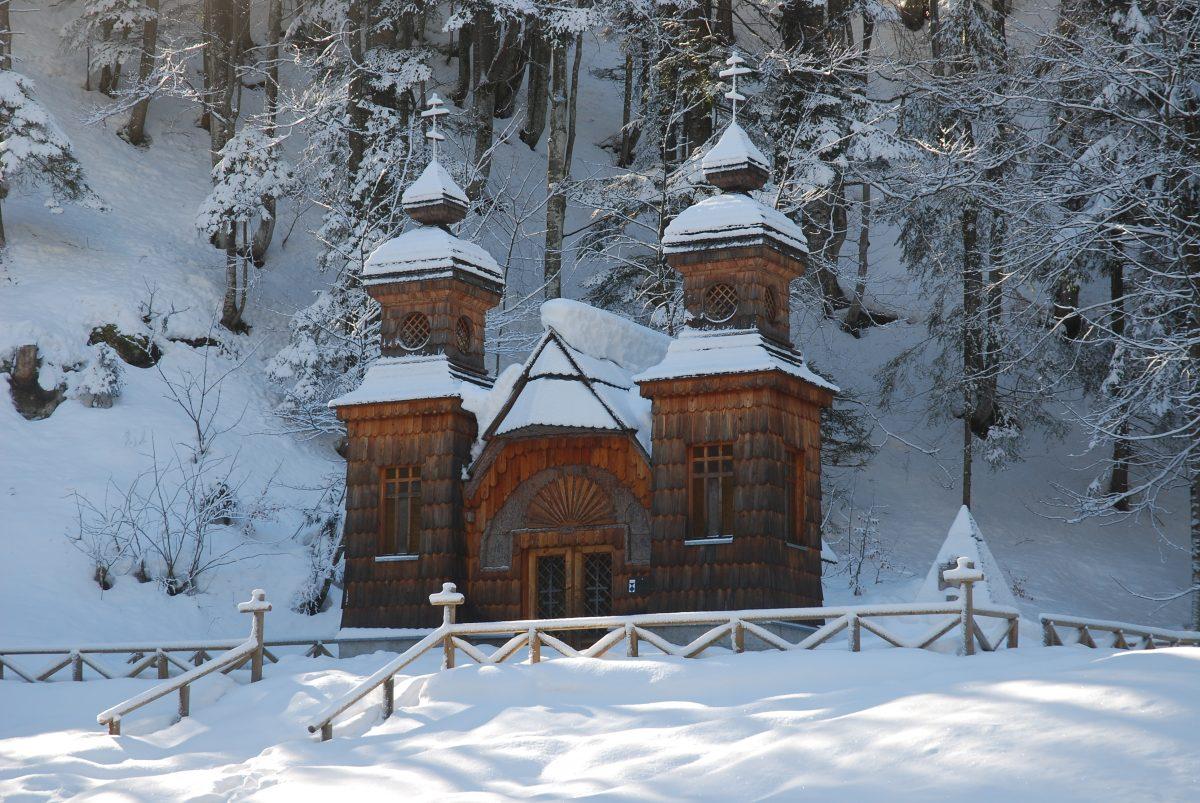 RUSSIAN CHAPEL SLOVENIA