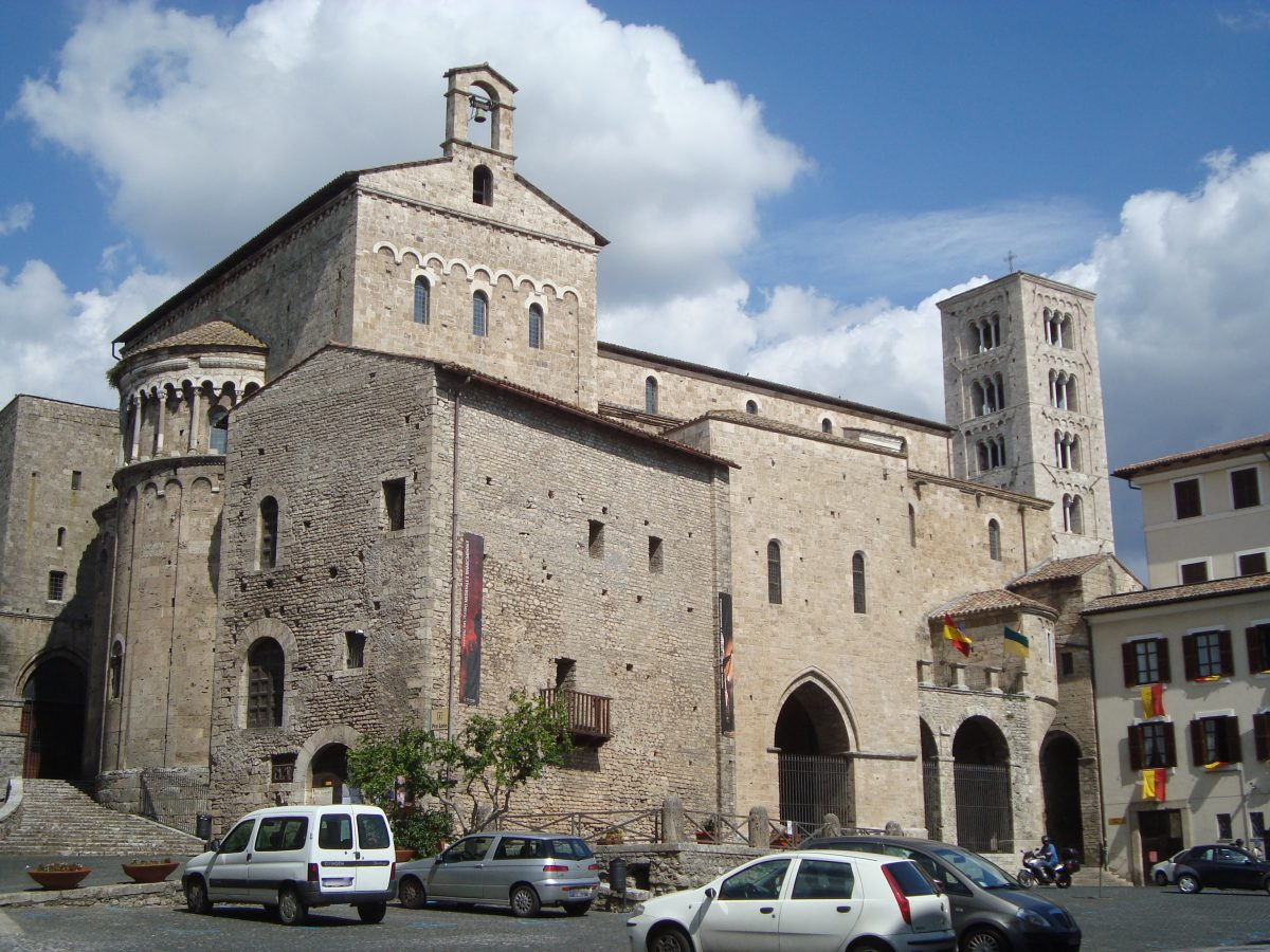 ANAGNI CATHEDRAL