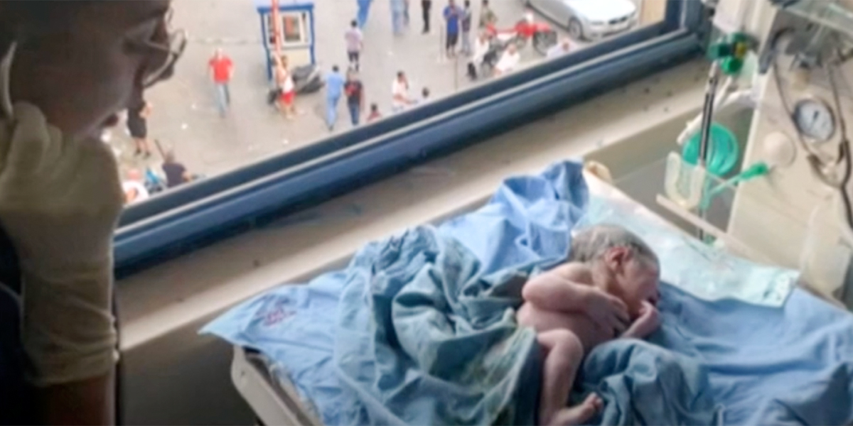 BEIRUT BABY BORN