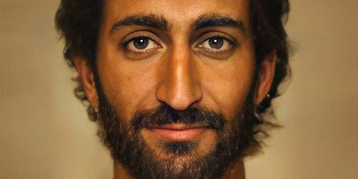 JEZUS WEDŁUG SZTUCZNEJ INTELIGENCJI