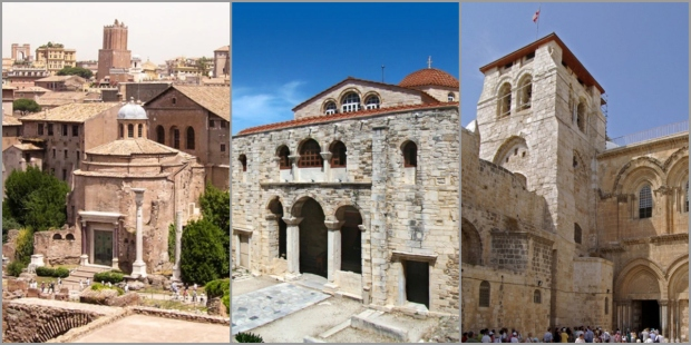 OLDEST CHURCHES