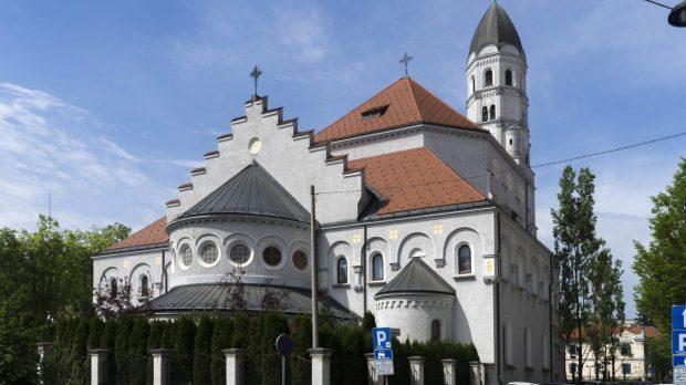 SAINT JOSEPH CHURCH LJUBLJANA