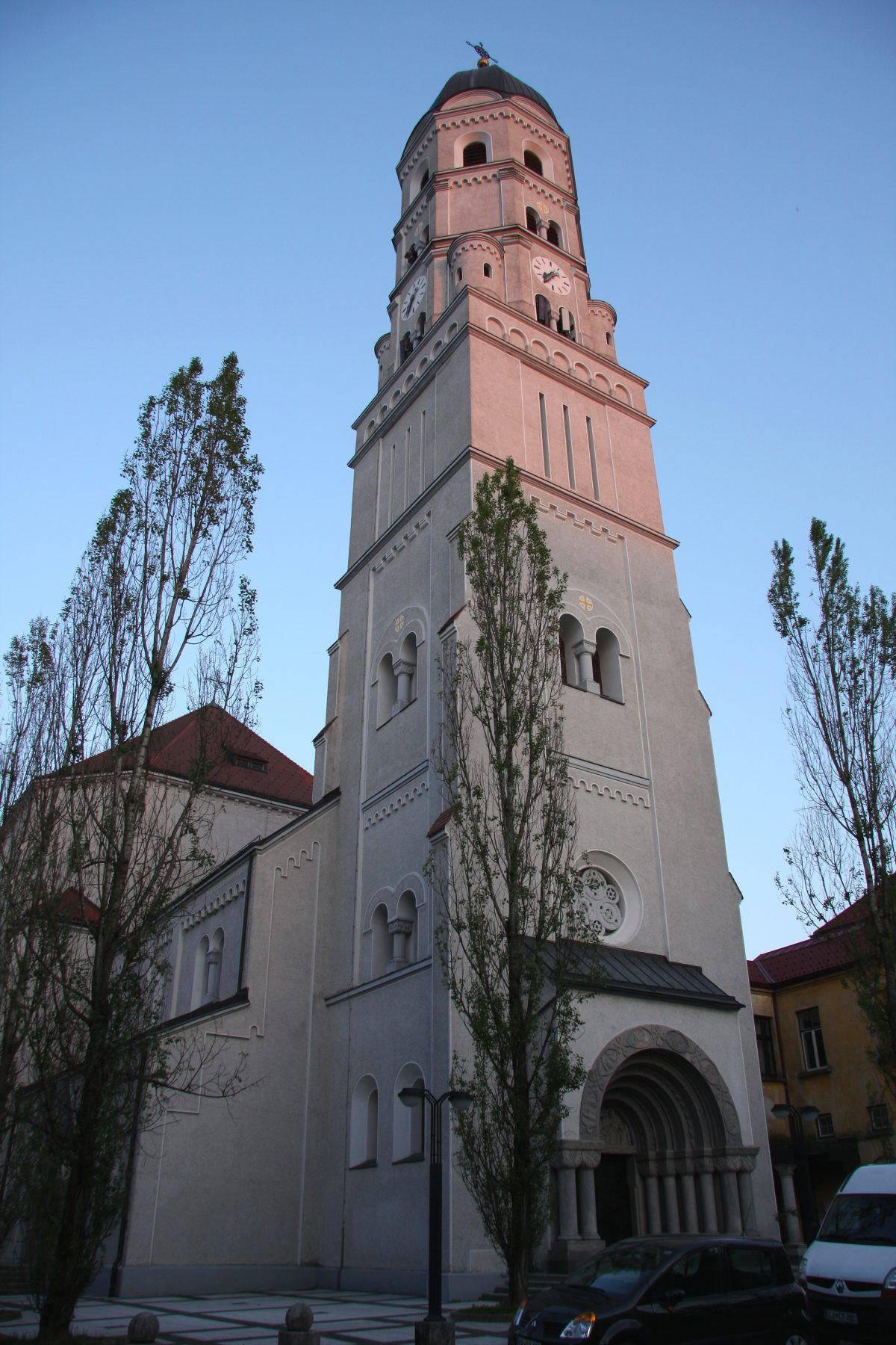 SAINT JOSEPH CHURCH POLJANE SLOVENIA