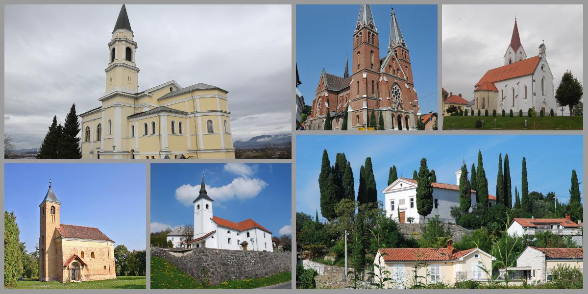 ST. MARTIN CHURCES SLOVENIA