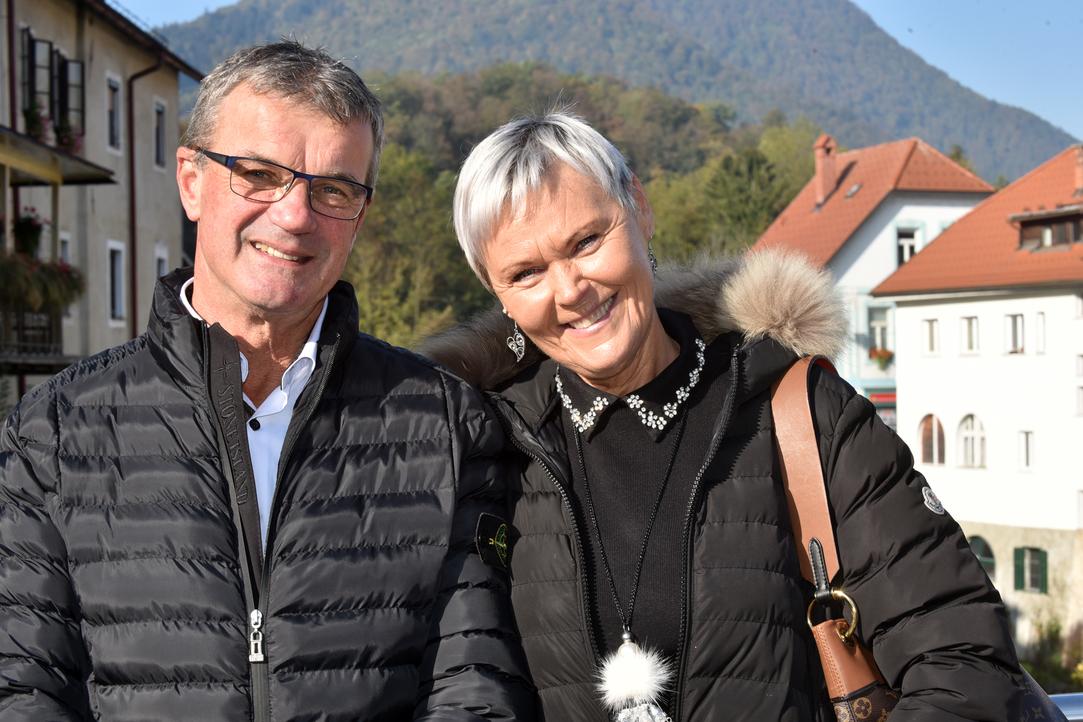 VALERIJA AND IVO ČARMAN