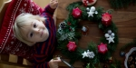 ADVENT, WREATH, CHILD