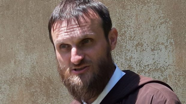 kapucin Jurij Štravs