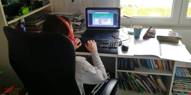 CHILD COMPUTER HOME