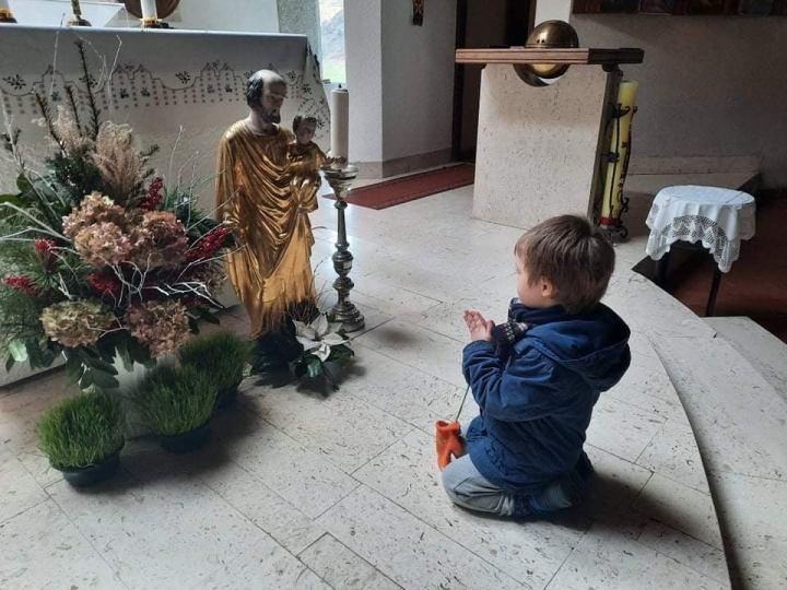 Čudovite upodobitve svetega Jožefa po Sloveniji