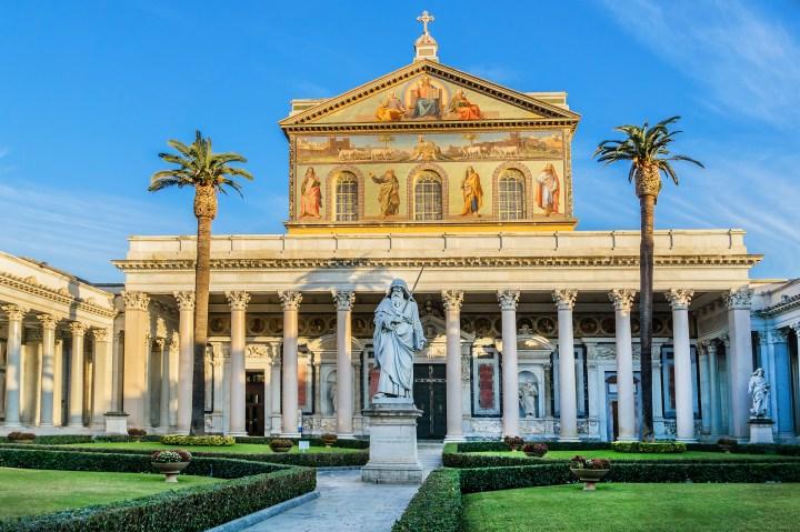 Bazilika sv. Pavla