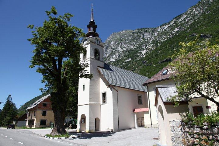 10 slovenskih cerkva, ki so posvečene sv. Jožefu