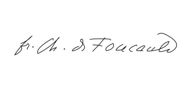 Podpisi največjih svetnikov