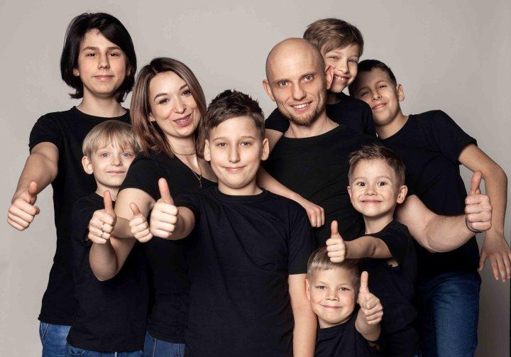 Družina Chazan