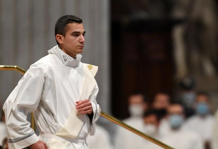 Samuel Piermarini – nogometaš, ki je postal duhovnik