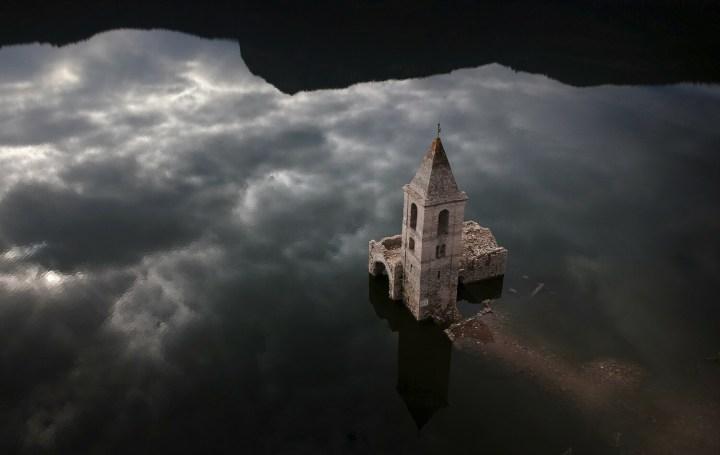 9 potopljenih cerkva s celega sveta