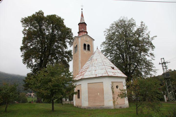 Fotogalerija cerkva, posvečenih Marijinemu vnebovzetju 2. del