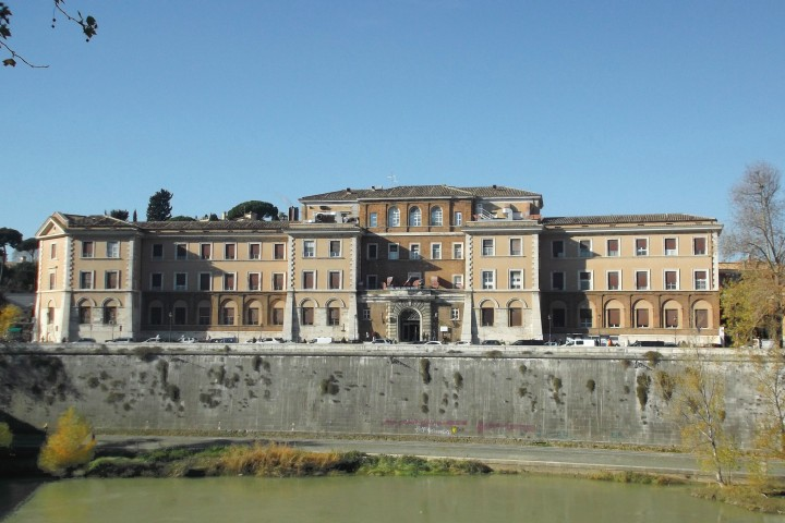 Bolnišnica Svetega Duha v Rimu – najstarejša bolnišnica v Evropii
